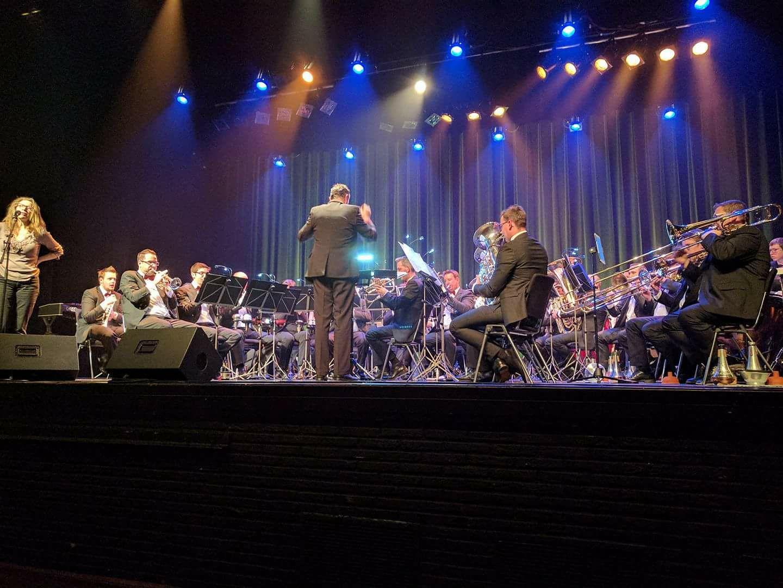 brel & brass Brassband de Grensbewoners Smeermaas